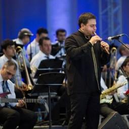 Концерт Государственного джаз-оркестра Армении 2017