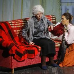 Спектакль «Раневская. Одинокая насмешница» 2018
