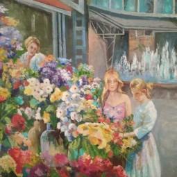 Выставка Виталия Яблоновского