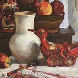 Выставка «Русский натюрморт»