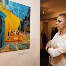 Выставка «Ван Гог. Симфония цвета»