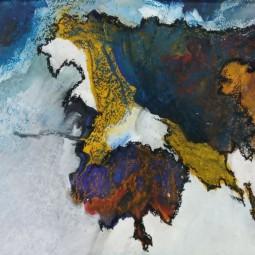 Выставка Киры Барановой «Elements»