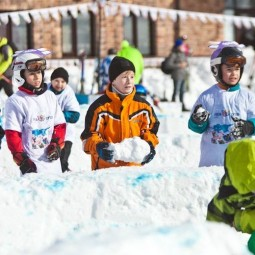 «День снега» на курорте «Горки город» 2019