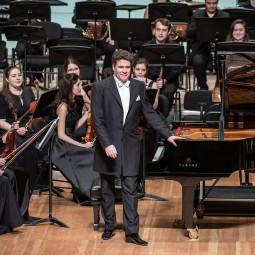 Концерт «Джаз-кафе с Денисом Мацуевым» 2019