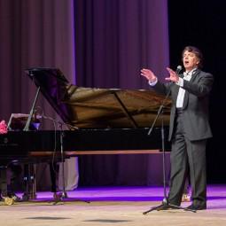Концерт Сергея Захарова «Пою о любви» 2017