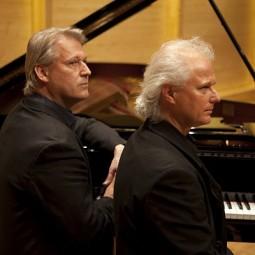 Онлайн-концерт дуэта пианистов Эдуарда и Йоханнеса Кутроватц 2020