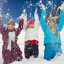 «День снега» на курорте «Горки город» 2018