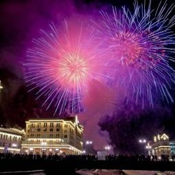 Новогодние каникулы на «Роза Хутор» 2018/19