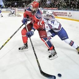 Чемпионат Континентальной Хоккейной лиги 2017
