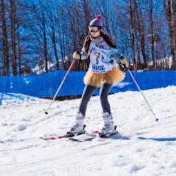 Любительские соревнования по горным лыжам и сноуборду 2019