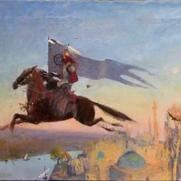 Выставка «Кавказ как Теменос, или Святое подворье России»