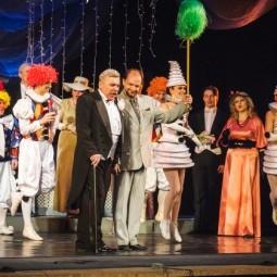 Концерт «Весь мир – театр!»