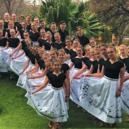 Концерт Детского хора, оркестра и солистов межшкольного эстетического центра 2019