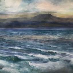 Выставка «Цветы и море»