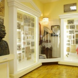 Выставка «Сочи в годы реконструкции курорта»