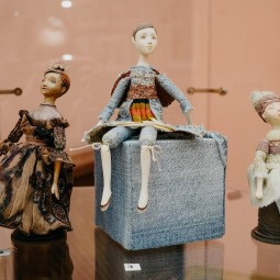 Выставка «Моя любимая игрушка»