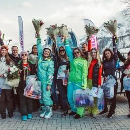 Международный женский день на курорте «Роза Хутор» 2020