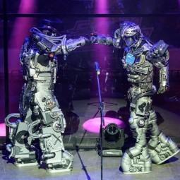 Международная битва роботов 2017