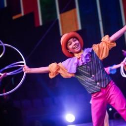Цирковое шоу «Легенда Лайзо» 2019