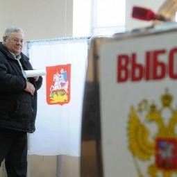 День выборов в Лазаревском районе 2018