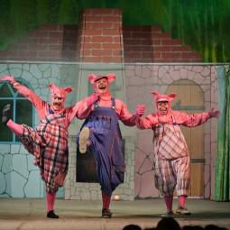 Мюзикл «Три поросёнка»