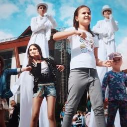 День семьи, любви и верности» на курорте «Газпром» 2018