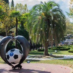 Открытие зон отдыха в Сочи 2020