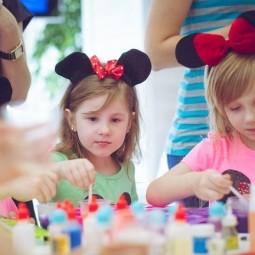 Мастер-классы для детей в «МореМолл» 2017