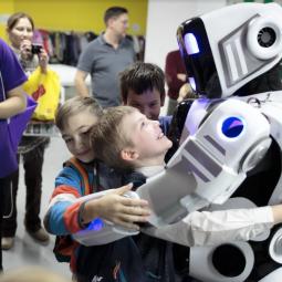 Интерактивная выставка роботов и технологий «Роботека»