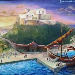 Выставка «2500 лет Боспорскому царству»