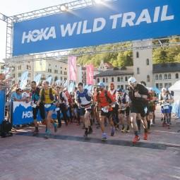 Трейловый фестиваль Hoka Wild Trail 2021