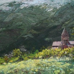 Выставка Артура Оганесяна