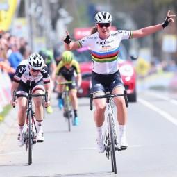 Велогонка Laura Race 2019