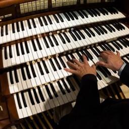 Концерт «Душу возвышающий орган» 2017