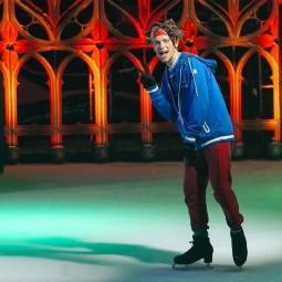Массовое катание «Танцы со льдом» 2017