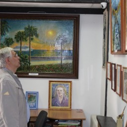 Выставка картин «Предания Сочи»