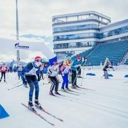 Гонка «Лыжня Кубани» 2018