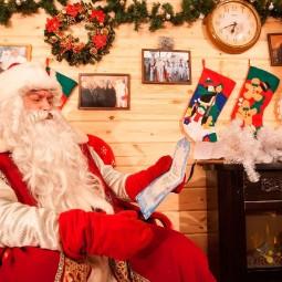 Дед Мороз из Великого Устюга в Сочи 2017
