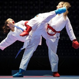 Молодежный Чемпионат Европы по каратэ 2018