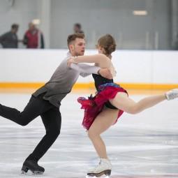 Краевые соревнования по фигурному катанию 2018