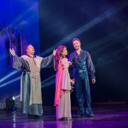 Мюзикл-шоу «Нотр Дам де Пари» и «Ромео и Джульетта» 2019