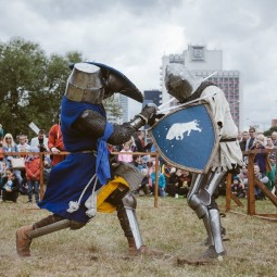 Битва рыцарей 2017