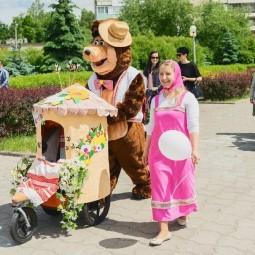 Фестиваль «Family day» в парке «Ривьера» 2018