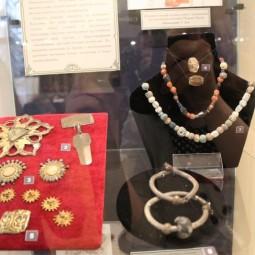 Выставка «Мир женщины в интерьерах исторической памяти. Традиционная культура адыгов»