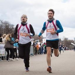 Благотворительный забег «Заправляем в спорте» 2018