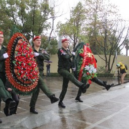 75-летие Победы в Великой Отечественной войне в Сочи