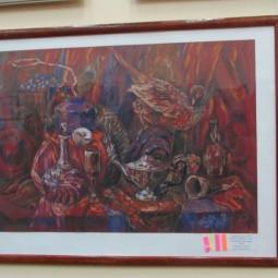 Выставка-конкурс творческих работ «Весенняя палитра – 2018»