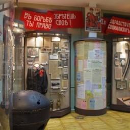 Выставка «Сочи в период трех революций и гражданской войны»