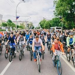 Велопарад в Сочи 2019