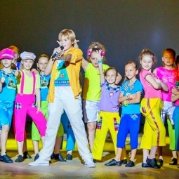 Концерт детско-юношеского театра «СиМ-СиМ» 2019